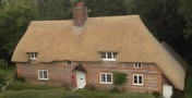 Roof thatch replacement